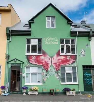 Butterfly Guesthouse Reykjavik