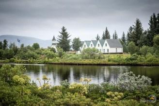 La petite chapelle de Thingvellir