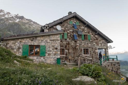 Le refuge Élisabetta