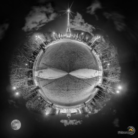 Paris little planet