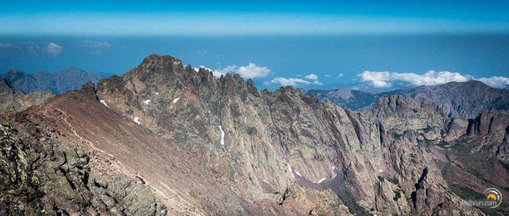 Col du Monté Cinto