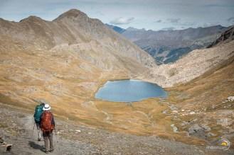 Après l'ascension du Pain de Sucre nous descendons vers le très joli lac Foréant