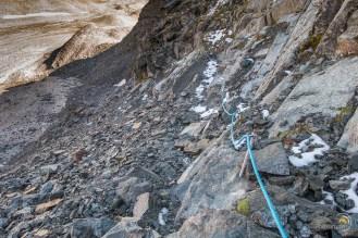 Début de la descente du col de Wasulicke