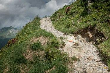 Sentier du tour du Beaufortain
