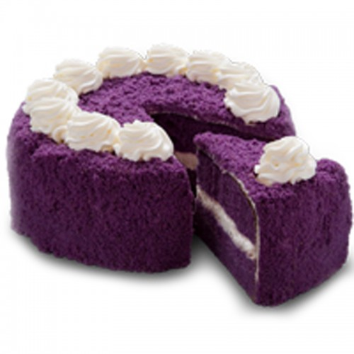 Purple Cakes Oven Delivery