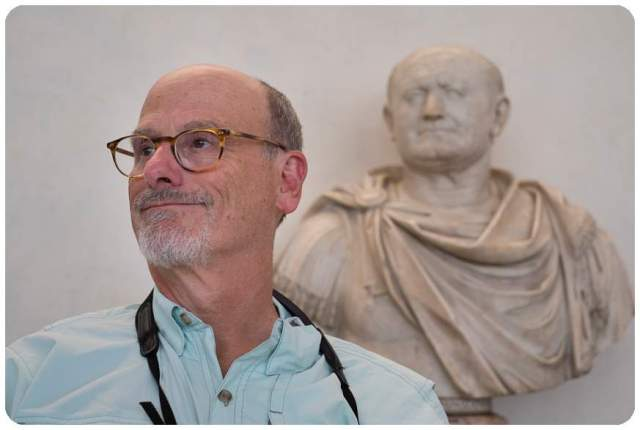 Phil Cantor, Uffizi Gallery, Florence, Italy