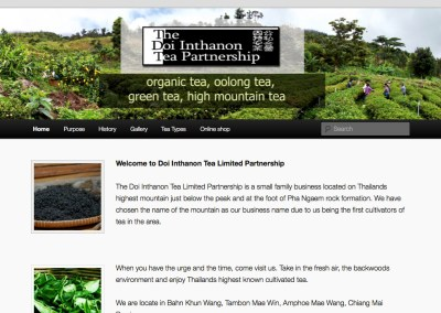 Doi Inthanon Tea Company