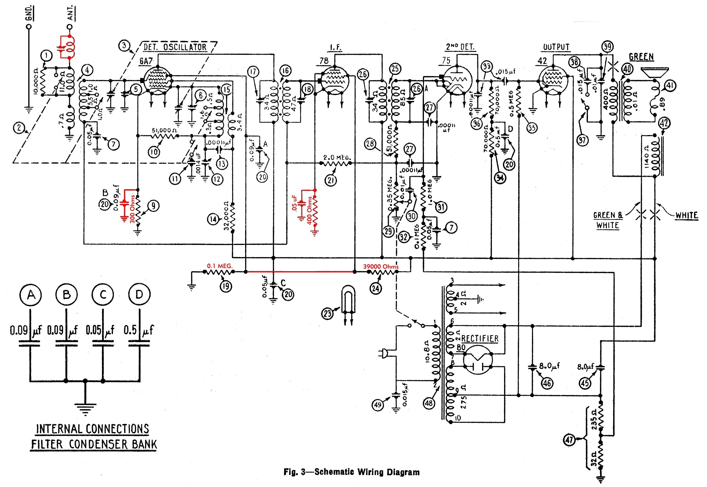 100k Trimmer Resistor