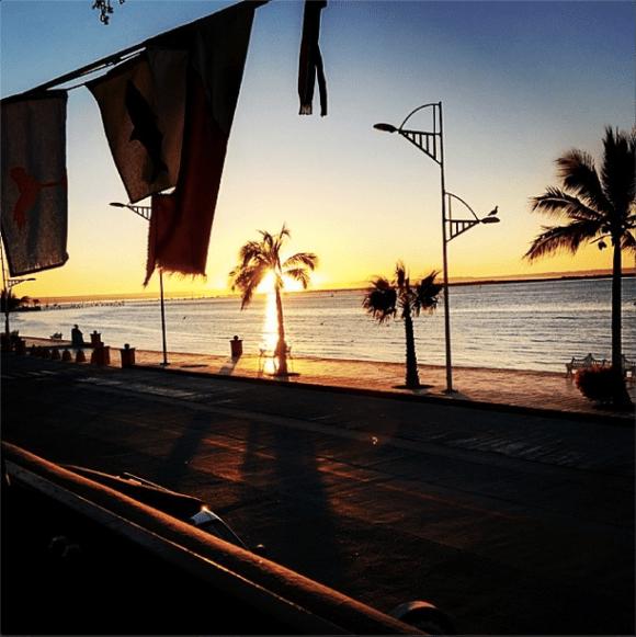 Sunset, La Paz B.C.S.