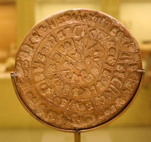 The Phaestos disk