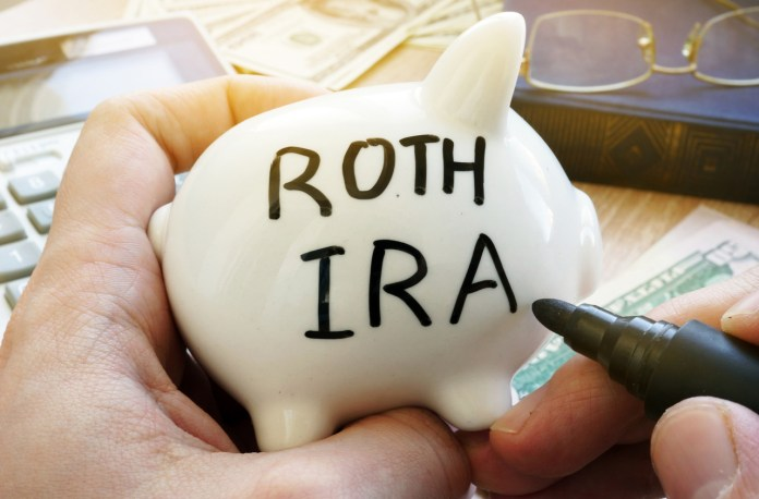 Disclosure of ROTH IRA for Canadian