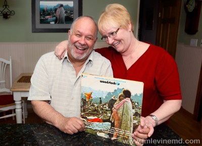Woodstock Couple Still Together 46 years LAter