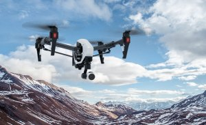 At CES the Inspire-1 Drone