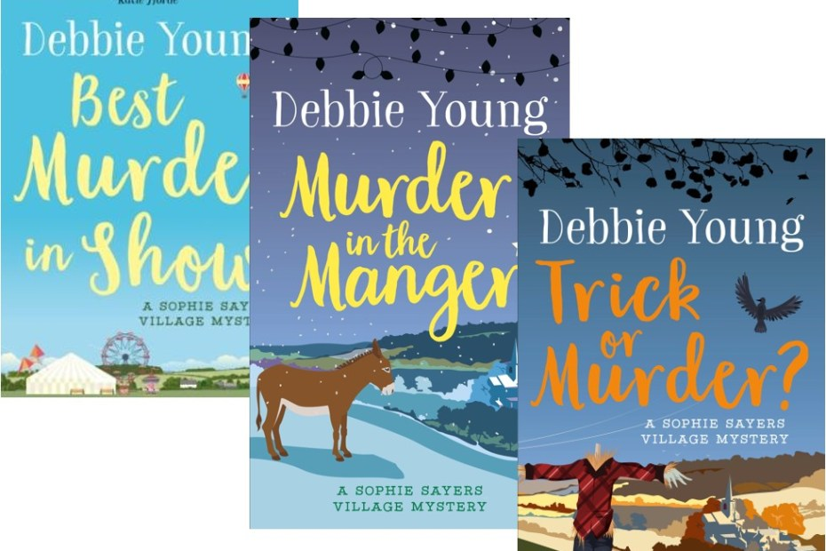 Debbie Young Author books