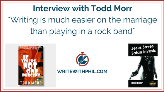 Todd Morr interview