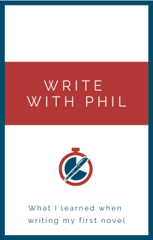 Write with Phil Book Cover