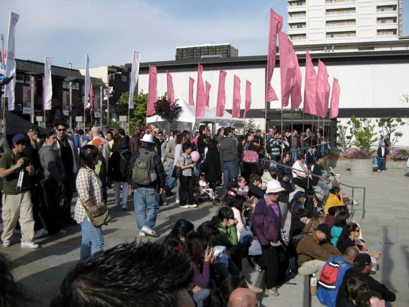 Cherry Blossom Festival in Japantown