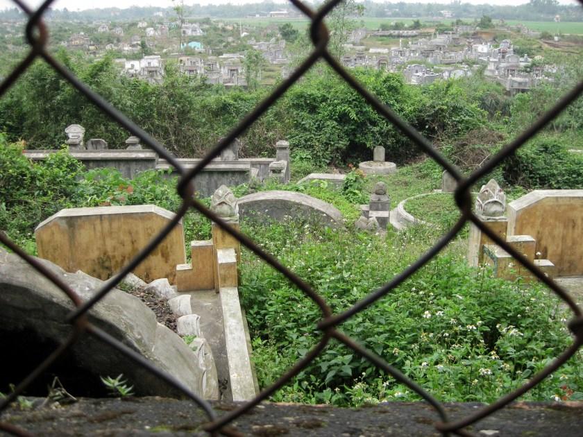 Graveyard Behind the Pagoda