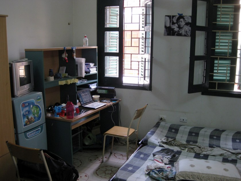 International Teacher's Room