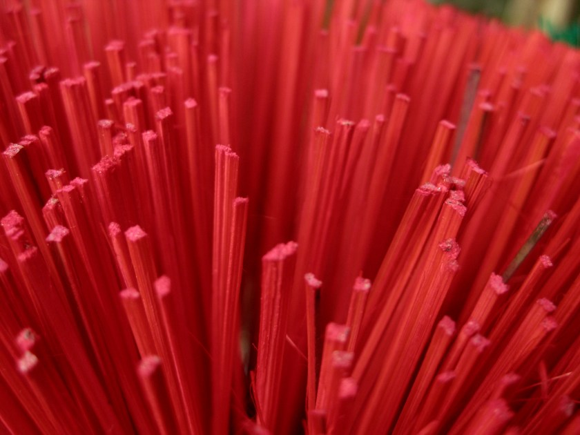 Red Incense Stick
