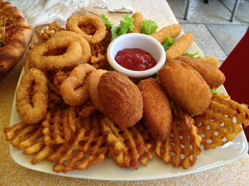 Fried Things