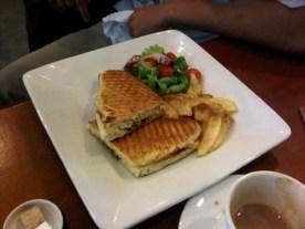 Sandwich at Five