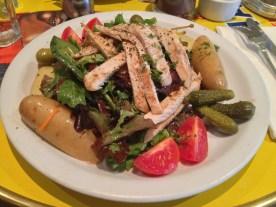 Fermier Salade