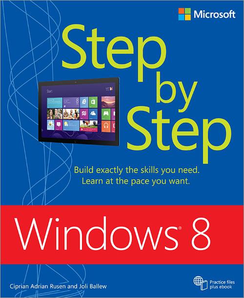 Windows® 8 Step by Step
