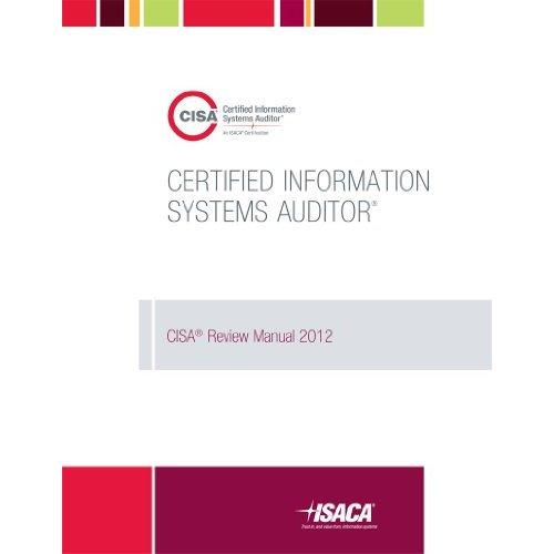 CISA Review Manual 2012