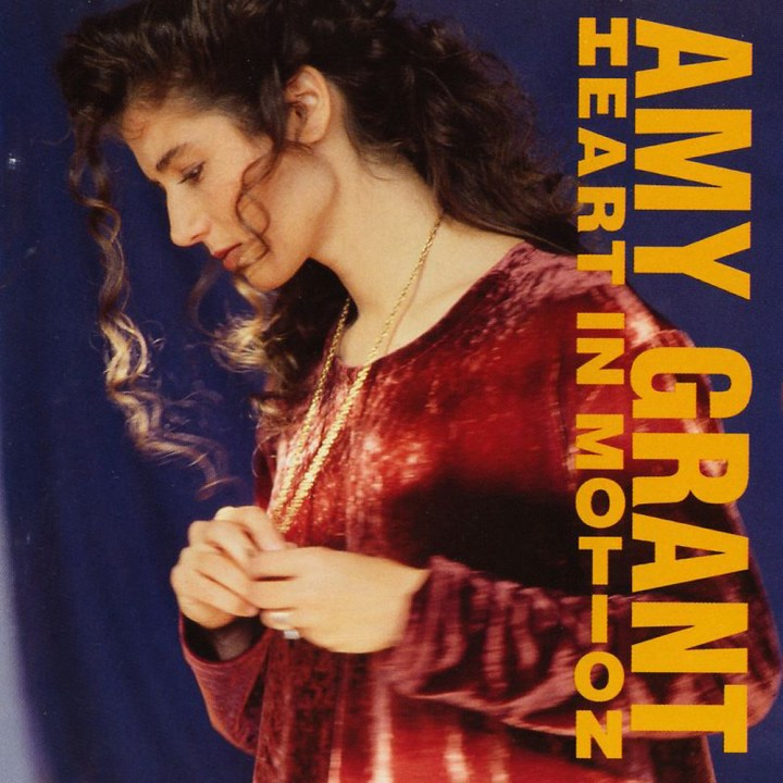 Amy Grant - Heart in Motion [1991]