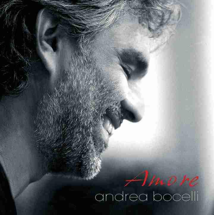 Andrea Bocelli - Amore [2006]