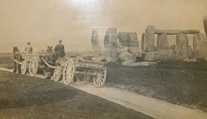 Stonehenge c.1885
