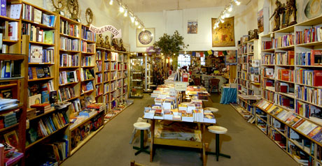 The wonderful Himalaya Bookshop & Tea House in Amsterdam - A Thing of the Past Now