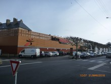 Intermarche in Rocabey
