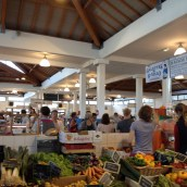 in the marché