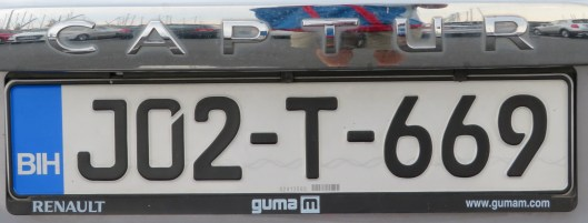 bosnia-and-herzegovina-license-plate_43615536541_o