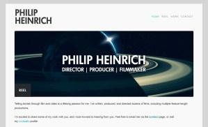 Philip Heinrich Portfolio