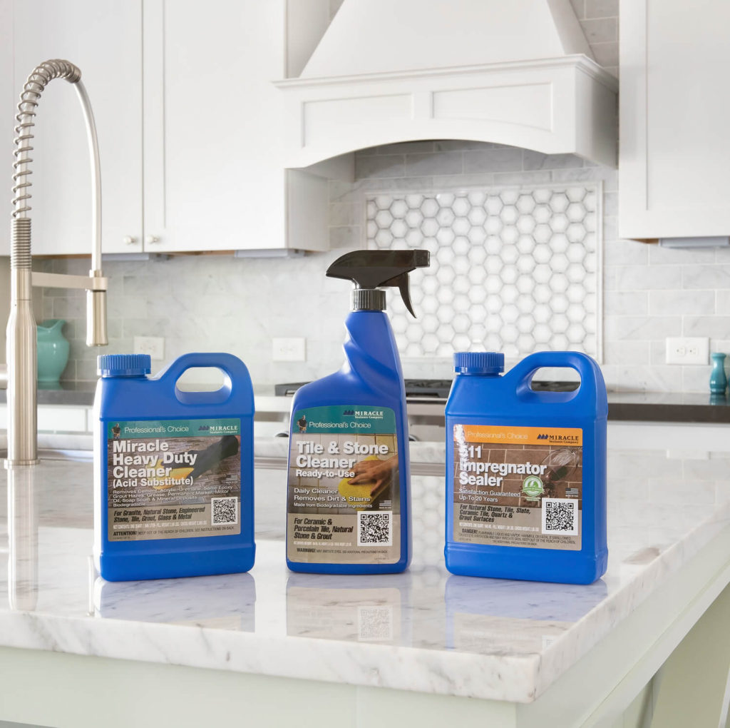 how to seal your kitchen backsplash