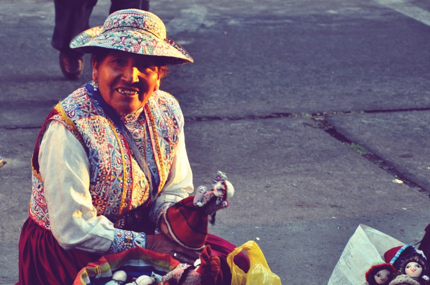 Faces of Ecuador III