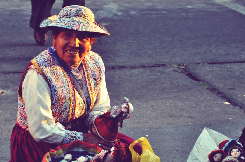 Faces of Ecuador III