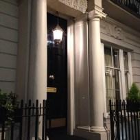 London Town House | Regency London | Philippa Jane Keyworth