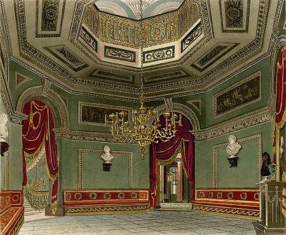 The Vestibule, Richard Reeve