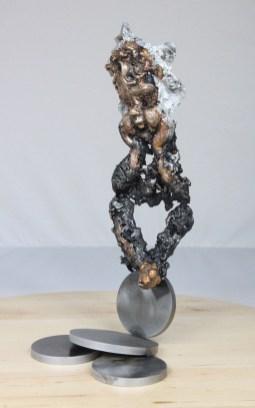 série Satie - 3 morceaux en forme de poire IV 2 Sculpteur Philippe Buil