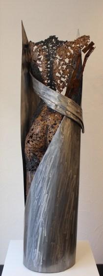 série Belisama - Hammam 1 Sculpture de Philippe Buil