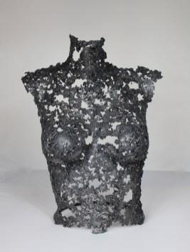 série Belisama - Prospero's book 1 sculpteur Philippe Buil