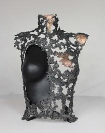 série Belisama - Le geste de Molpadia 1 Sculpteur Philippe Buil