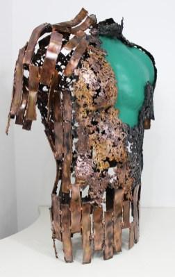 philippe buil sculpteur Loic Perrin Alea jacta est 1