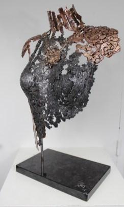 04 belisama aurore sculpture philippe BUIL 3