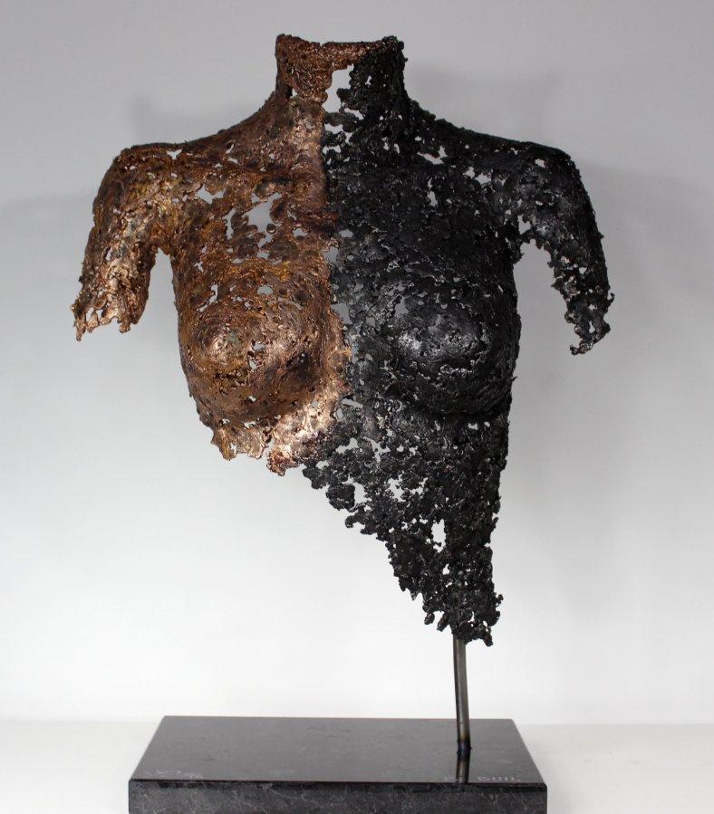 26 buste belisama bronze acier notos 2