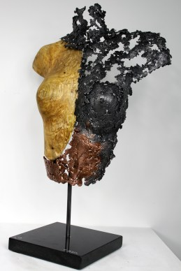 Sculpture P. Buil - Belisama Tula